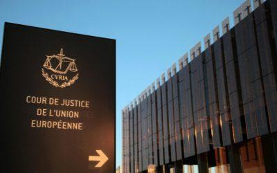 El Tribunal de Justicia de la Unión Europea dicta sentencia en la que ampara el derecho al olvido en Internet